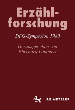 Erzählforschung von Lämmert,  Eberhard