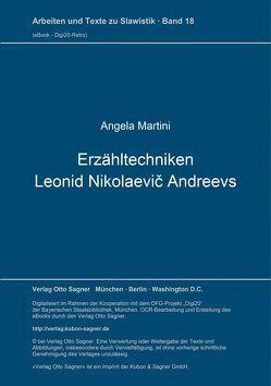 Erzähltechniken Leonid Nikolaevič Andreevs von Martini,  Angela
