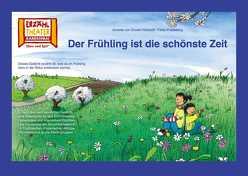 Kamishibai: Der Frühling ist die schönste Zeit von Friedeberg,  Fides, von Droste-Hülshoff,  Annette