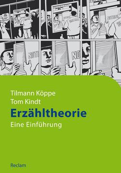 Erzähltheorie von Kindt,  Tom, Köppe,  Tilmann