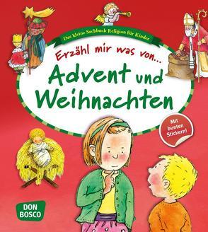 Erzähl mir was von Advent und Weihnachten von Hebert,  Esther, Rensmann,  Gesa
