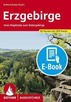 Erzgebirge (E-Book) von Schulze-Thulin,  Britta