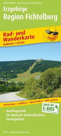 Erzgebirge, Region Fichtelberg