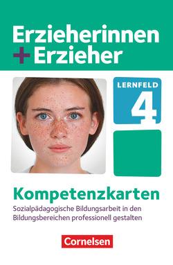 Erzieherinnen + Erzieher – Neubearbeitung / Zu allen Bänden – Lernfeld 4 von Meyer,  Anke