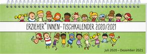 ErzieherInnen-Tischkalender 2020 / 2021 von Klein,  Suse