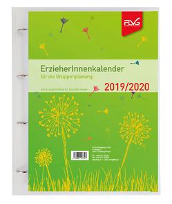 ErzieherInnenkalender 2019/2020, A4 von Lückert,  Wolfgang