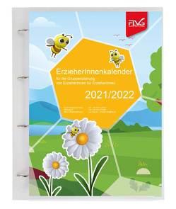 ErzieherInnenkalender für Gruppenplanung 2021/2022, A4, inkl. Ringbuchmappe von Lückert,  Wolfgang