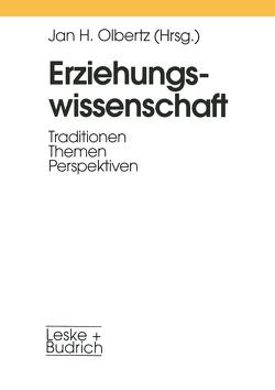 Erziehungswissenschaft von Olbertz,  Jan-H.