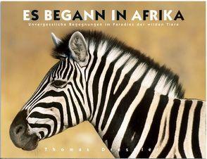 Es begann in Afrika von Dressler,  Thomas