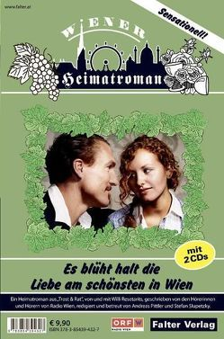 Es blüht halt die Liebe am schönsten in Wien von Pittler,  Andreas, Resetarits,  Willi, Slupetzky,  Stefan