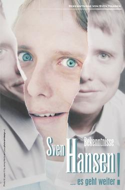 … es geht weiter von Hansen,  Sven