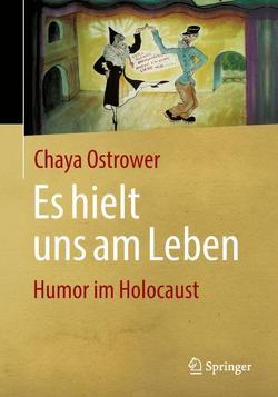 Es hielt uns am Leben von Ostrower,  Chaya, Yusufi,  Miriam
