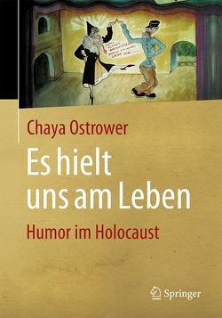 Es hielt uns am Leben von Ostrower,  Chaya