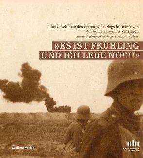"""""""Es ist Frühling und ich lebe noch"""" von Atze,  Marcel, Waldner,  Kyra"""