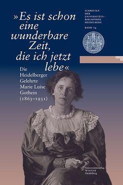 """""""Es ist schon eine wunderbare Zeit, die ich jetzt lebe"""" von Effinger,  Maria, Seeber,  Karin"""