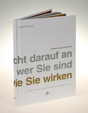 Es kommt nicht darauf an wer Sie sind, sondern wie Sie wirken von Brandes,  Nicole, Spiegelberg Verlag, von Allmen,  Werner