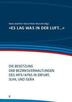 """""""Es lag was in der Luft…"""" von Veen,  Hans-Joachim, Wurschi,  Peter"""