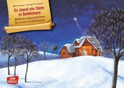 Es stand ein Stern in Bethlehem. Kamishibai Bildkartenset. von Faehrmann,  Willi, Fuchshuber,  Annegert