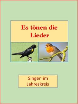 Es tönen die Lieder von Endres,  Dr.,  Werner