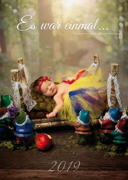 Es war einmal… Wandkalender DIN A3 Baby Kalender 2019 von Dubiel,  Monika