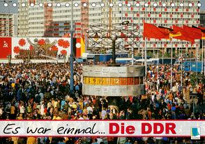 Es war einmal … Die DDR (Tischkalender 2021 DIN A5 quer) von CALVENDO