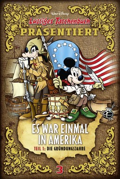 Es war einmal in Amerika Teil 1 – Die Gründungsjahre von Disney,  Walt