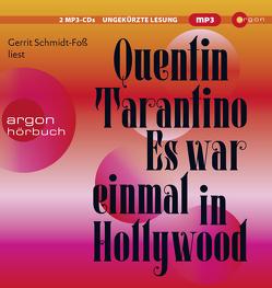 Es war einmal in Hollywood von Kleiner,  Stefan, Melle,  Thomas, Schmidt-Foß,  Gerrit, Tarantino,  Quentin