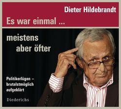 Es war einmal… meistens aber öfter von Hildebrandt,  Dieter