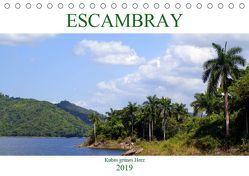 ESCAMBRAY – Kubas grünes Herz (Tischkalender 2019 DIN A5 quer) von von Loewis of Menar,  Henning