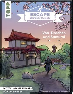 Escape Adventures – Von Drachen und Samurai von Frenzel,  Sebastian, Gehrmann,  Kristina, Zimpfer,  Simon