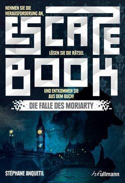 Escape Book – Die Falle des Moriarty von Anquetil,  Stéphane