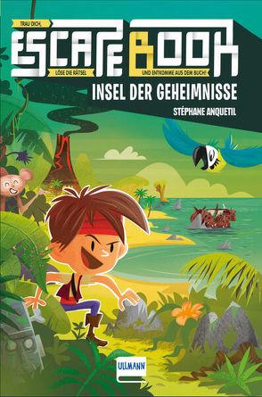 Escape Book Kids von Anquetil,  Stéphane