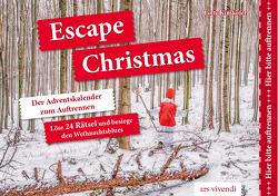 Escape Christmas – Adventskalender von Kinskofer,  Lotte