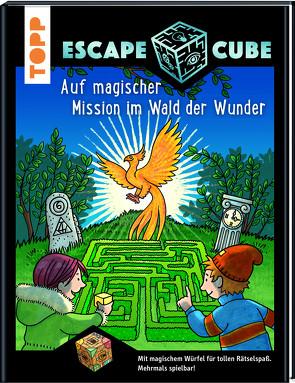 Escape Cube Kids Auf magischer Mission im Wald der Wunder von Pautner,  Norbert