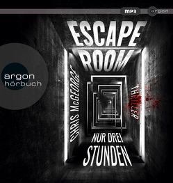 Escape Room von Ebnet,  Karl-Heinz, Kessler,  Torben, McGeorge,  Chris