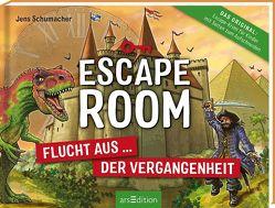 Escape Room – Flucht aus der Vergangenheit von Kock,  Hauke, Schumacher,  Jens
