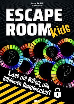 Escape Room Kids von Tapia,  Iván