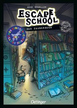 Escape School von Müller-Wegner,  Timo, Scheller,  Anne, Wegner,  Stefanie