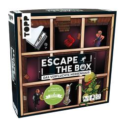 Escape The Box – Das verfluchte Herrenhaus von Frenzel,  Sebastian, Gehrmann,  Kristina, Sgoda,  Sabrina, Zimpfer,  Simon