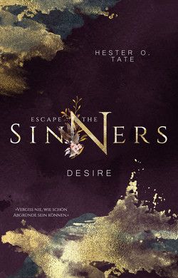 Escape The Sinners von Tate,  Hester O.