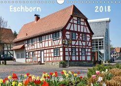 Eschborn vom Taxifahrer Petrus Bodenstaff (Wandkalender 2018 DIN A4 quer) von Bodenstaff,  Petrus