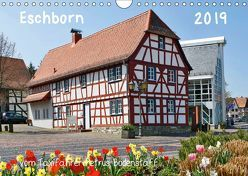 Eschborn vom Taxifahrer Petrus Bodenstaff (Wandkalender 2019 DIN A4 quer) von Bodenstaff,  Petrus