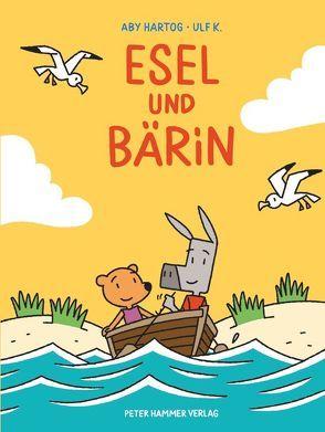 Esel und Bärin von Hartog,  Aby, K,  Ulf