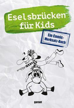 Eselsbrücken für Kinder – Comic von garant Verlag GmbH