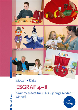 ESGRAF 4-8 von Motsch,  Hans-Joachim, Rietz,  Christian