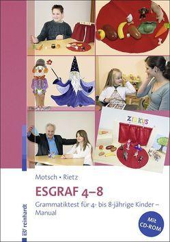 ESGRAF 4–8 von Motsch,  Hans-Joachim, Rietz,  Christian