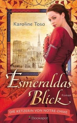 Esmeraldas Blick von Toso,  Karoline