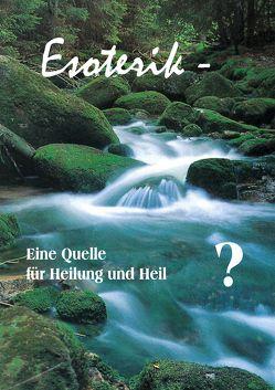 Esoterik von Wermter,  Winfried