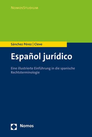 Español jurídico von Cleve,  Judith, Sánchez Pérez,  Nereida