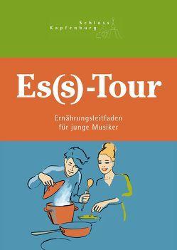 Es(s)-Tour von Baumgarten,  Ralf, Bürger,  Jan, Groß,  Franziska, Hacker,  Erich W., Lehmann,  Claus, Liebold,  Regina, Polloch,  Sascha, Serwuschok,  Louisa
